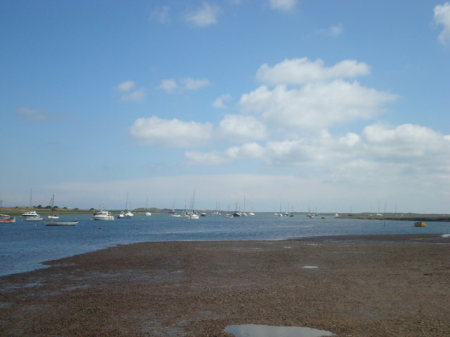 Harbour, Brancaster Staithe