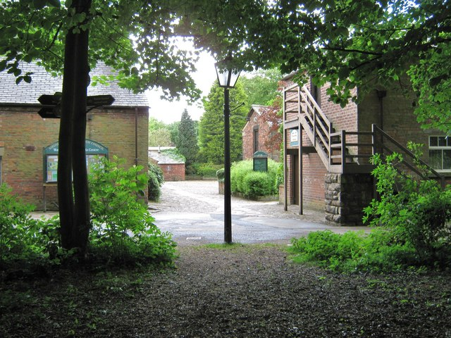Arts and Craft Centre, Worden Park