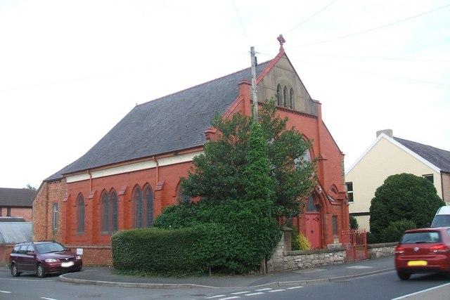 Penniel Methodist Chapel