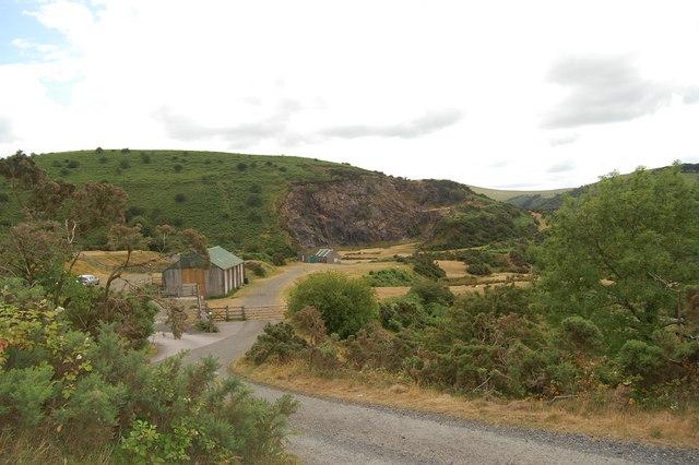 Near Meldon Quarry