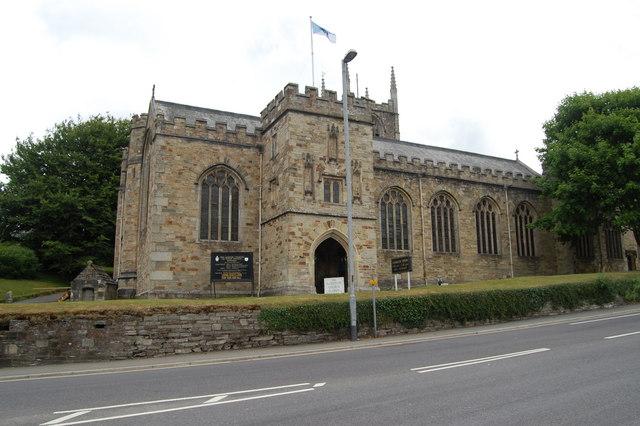 St Petroc's Church, Bodmin