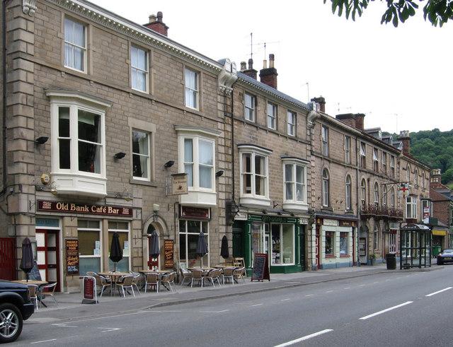 Matlock Bath - North Parade