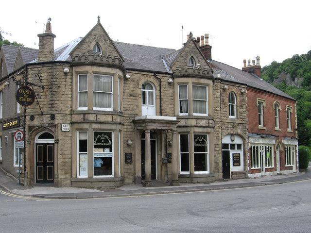 Matlock Bath - County & Station