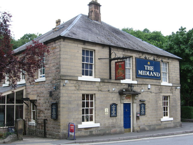 Matlock Bath - The Midland