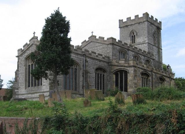 North Muskham - St Wilfrids Church