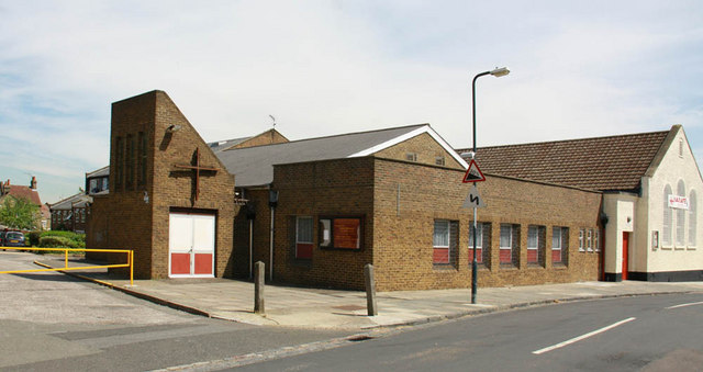 St Mark & St Margaret, Old Mill Road, Plumstead
