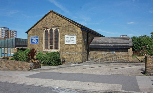 St John, Earl Rise, Plumstead, London SE18