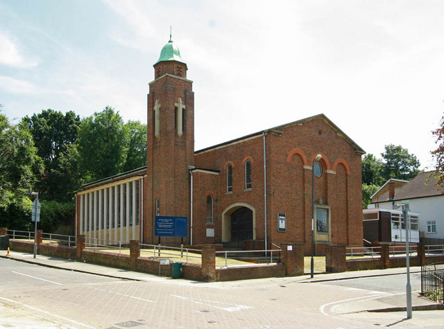 All Saints, Ripon Road, Shooters Hill, London SE18