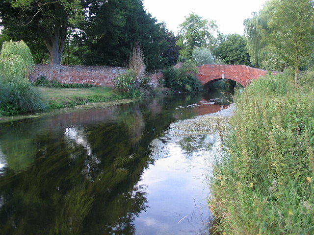 The bridge at Fordwich