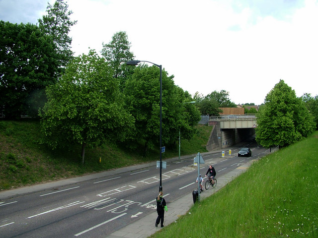 Beeton's Way railway bridge