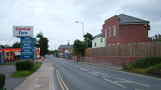 Empty street, empty garage = England World Cup game