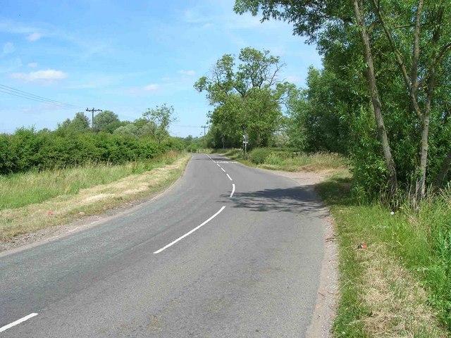 Slash Lane, Mountsorrel