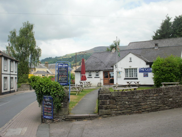 The Club, Crickhowell