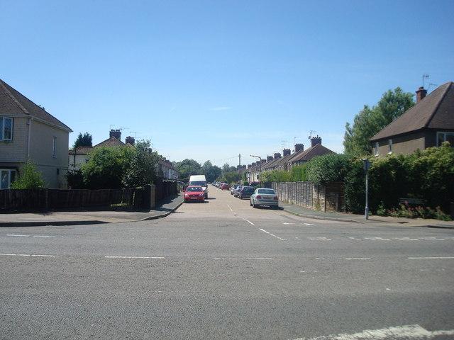 Hanworth Road, Earlswood