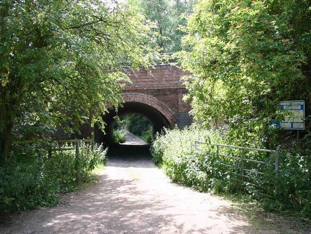 UB52 Congers Bridge, Sileby
