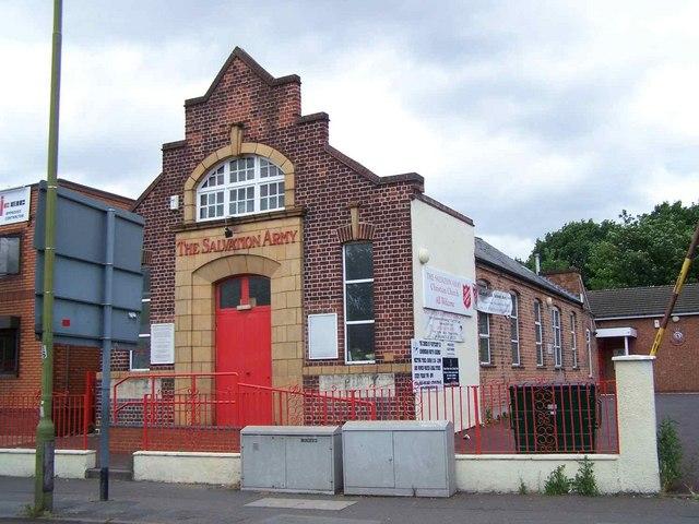 Salvation Army Citadel, Erdington