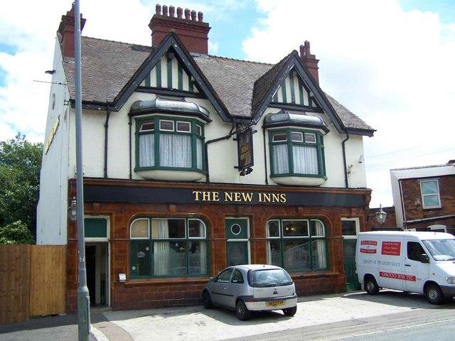 The New Inns, Erdington