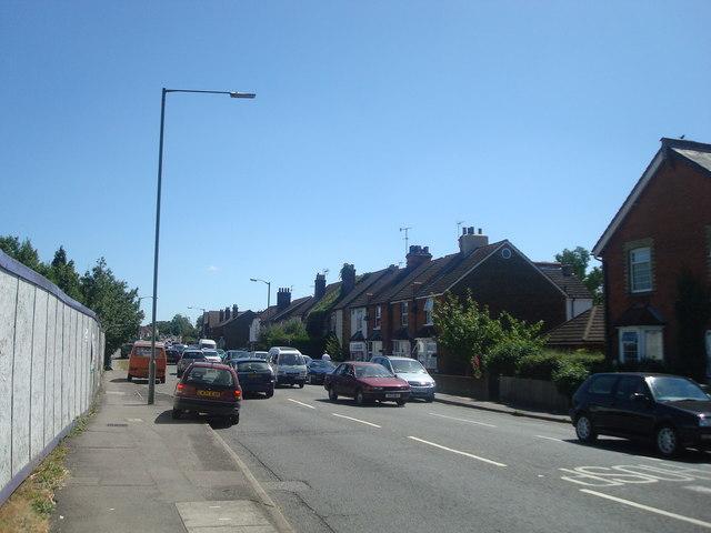 Horley Road, Earlswood