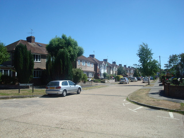 Shirley Avenue, Earlswood