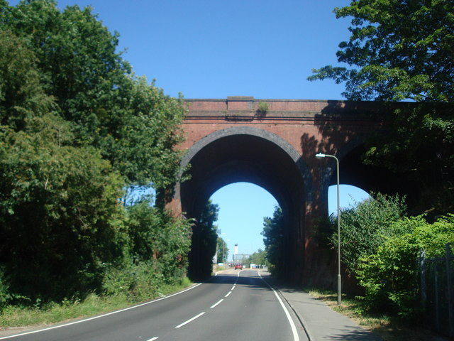 Three Arches Bridge, Earlswood