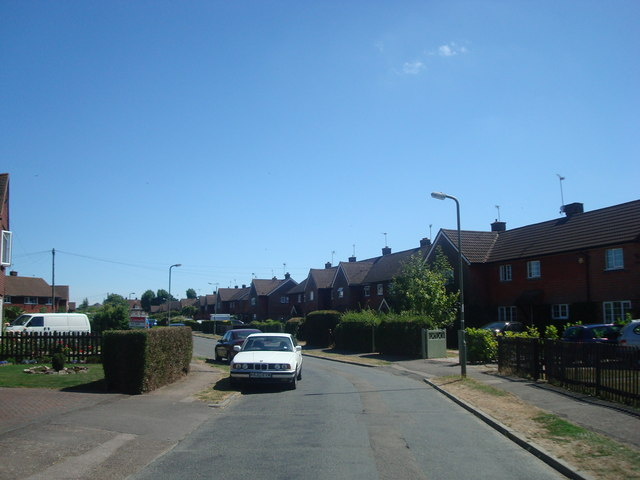 Chequers Drive, Horley