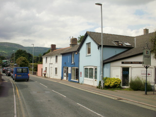 Riverside Business Centre, Crickhowell