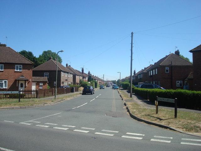Southlands Avenue, Horley