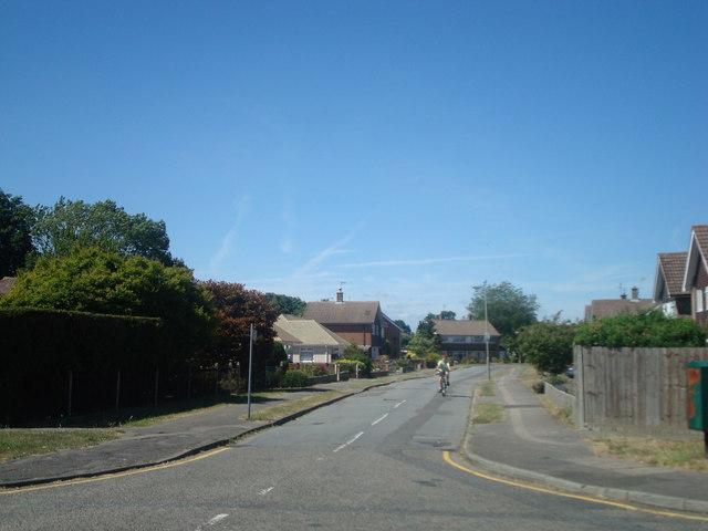 Benhams Drive, Horley
