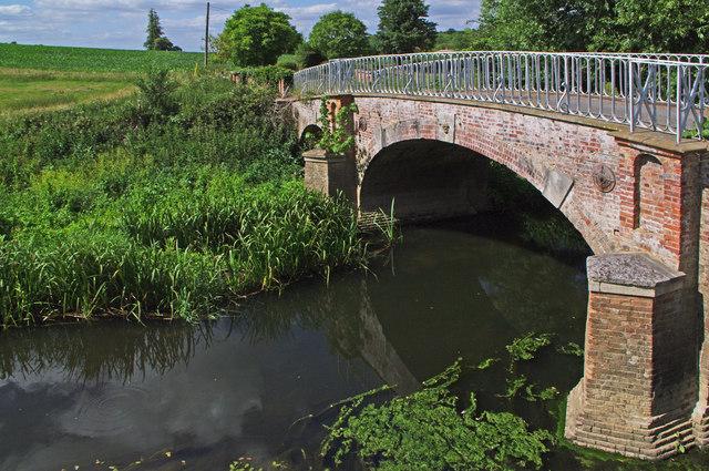 Bridge over River Mole