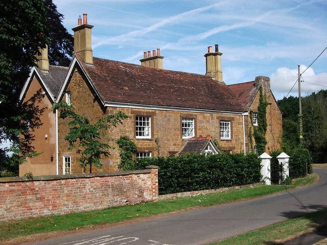 The Old Vicarage, Wormleighton
