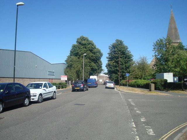 Church Road, Lowfield Heath