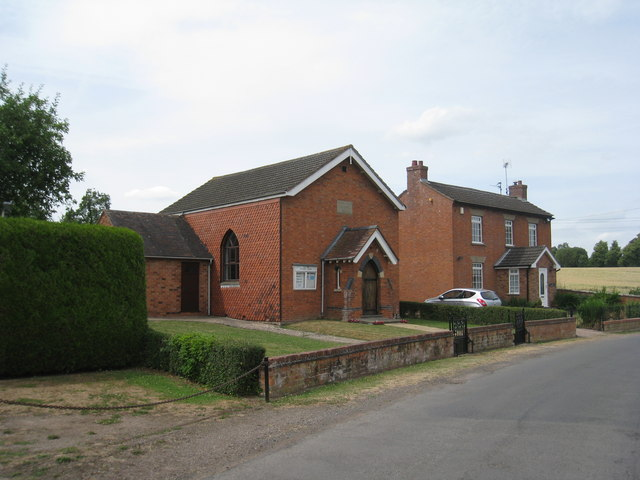 Tibberton Methodist church