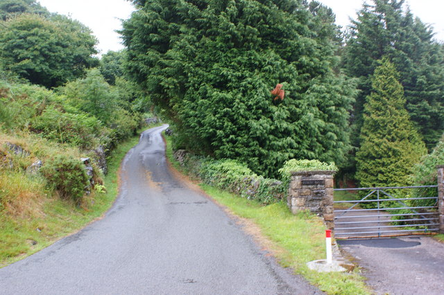 The road after Cae-canol