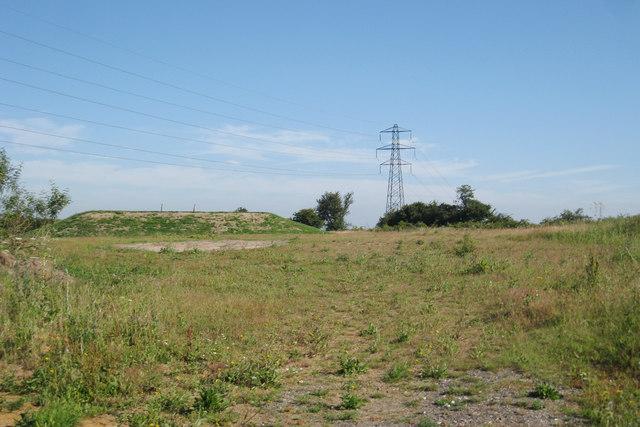 Field off Teddars Leas Road