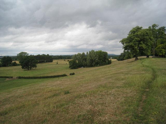 Landscape near Tibberton