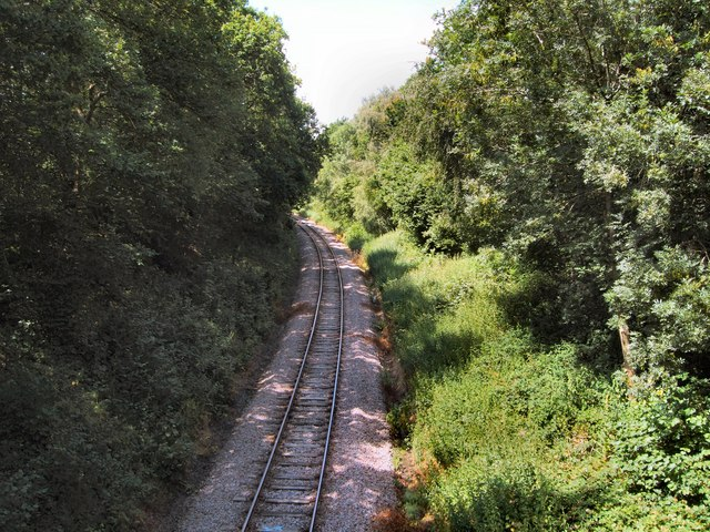 Former Ardingly Branch line