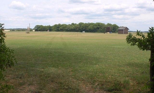 Polo ground, Cirencester Park