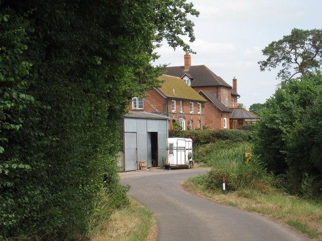Pigeon House near Bulley