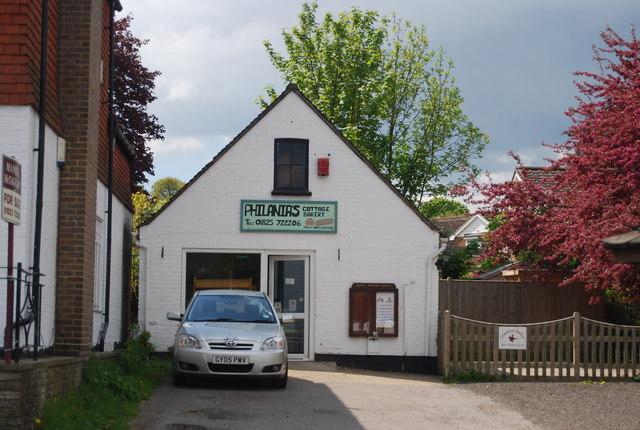 Philanias, Cottage Bakery, Newick
