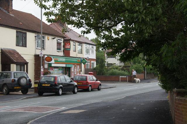 Waddicar Lane, Melling