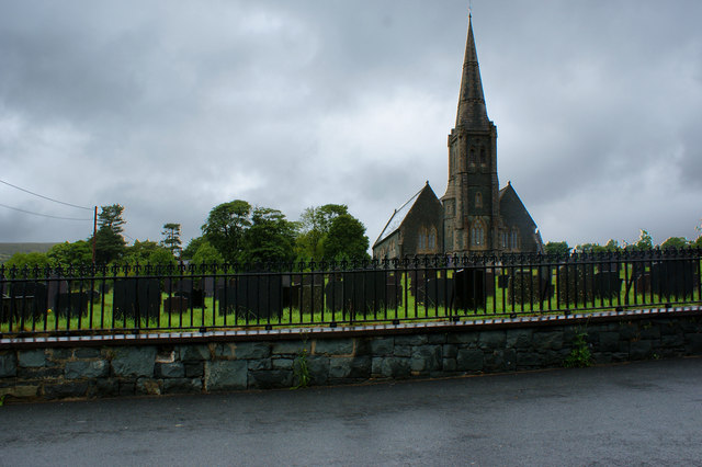 Eglwys Crist Llandinorwig