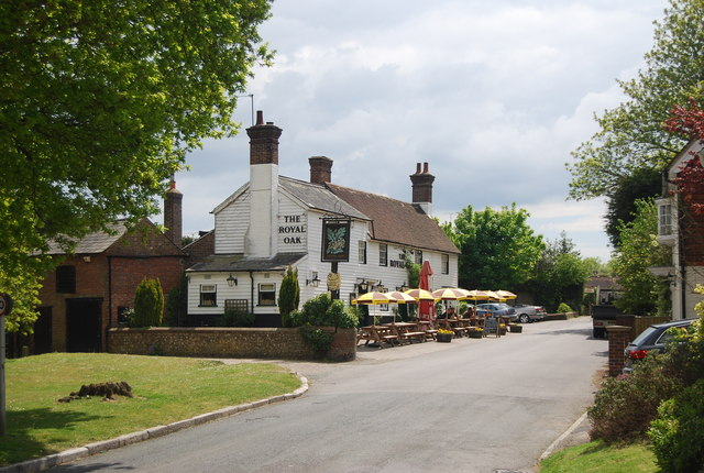 The Royal Oak, Newick