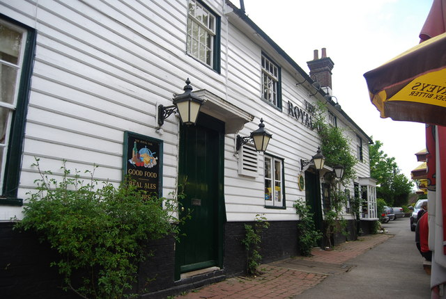 The Royal Oak, Newick
