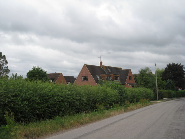 Houses at Poolhey