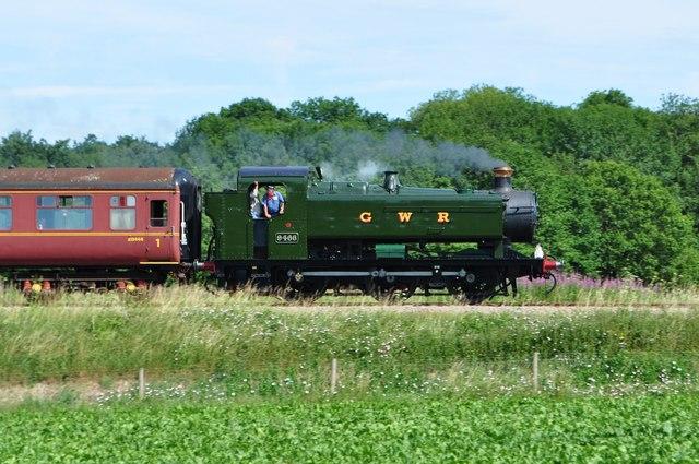 GWR Panner Tank 9466