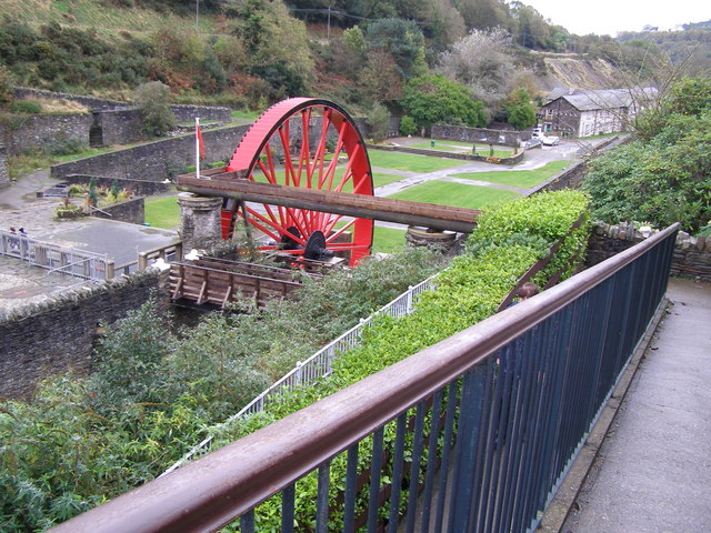 Lady Evelyn Wheel, Laxey