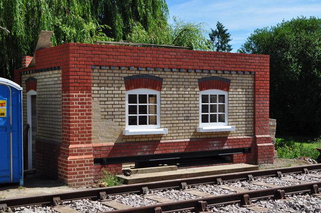 Thuxton Signal Box