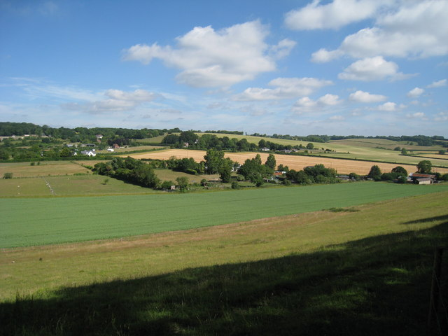 Fields off Brady Road