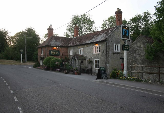 The Black Dog Pub at Chilmark
