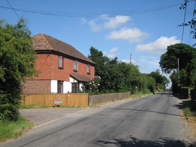 Home Farm, Longage Hill